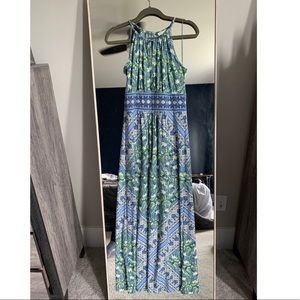 Paisley maxi dress...bundle & save $